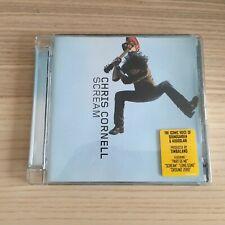 Chris Cornell _ Scream _ CD Album _ 2009 Interscope