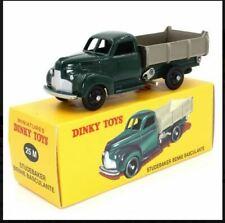 Studebaker - Benne basculante - Dark green - Dinky Toys (Atlas)