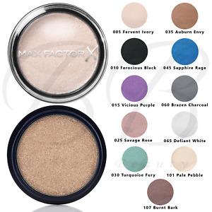 MAX FACTOR Wild Shadow Eye Shadow Pot High Pigmented Colour *CHOOSE SHADE* NEW