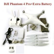 DJI Phantom 4 Pro UAV Remote Control Quadcopter Helicopter Drone+Extra Battery