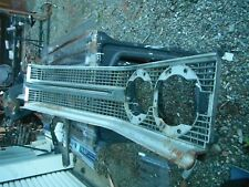 1965 Buick Electra 225 Front  Grill and Grill Bar