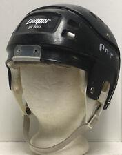 Cooper SK600 Ice Hockey Helmet Black SK 600 Hurling vtg Rare 6-3/4 7-1/2 Canada