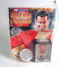 Esz437. Dc Comics: Super Hero Figure Collection Magazine #15 Shazam (2008)