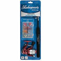 Shakespeare Complete Telescopic Fishing Kit-New