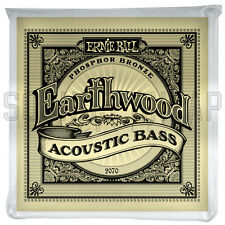 Ernie Ball 2070 Earthwood Acoustic Bass Guitar Strings (45-95)
