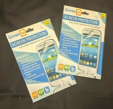 COVERON Screen Protector for Motorola DROID ULTRA XT1080 Lot of 5