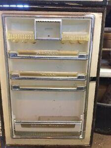 Vintage Philco Refrigerator Door ~Bottles~ Shelf