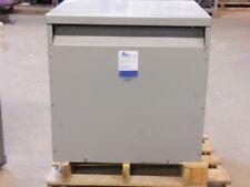 NEW Acme 112.5kva Transformer 3 Phase 480v-208v/120v Delta Wye 460v 440v 220v