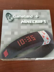 Minecraft Gameband for Windows Mac and Linux Size Large