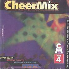 Cheer Mix CheerMix Vol 4, CD 1996 Hyper Beats, Voice Overs & Effects