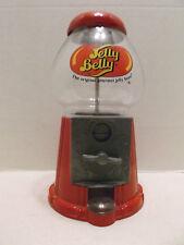 "Jelly Belly Gumball Dispenser Coin Bank 11"" Tall The Original Gourmet Jelly Bean"