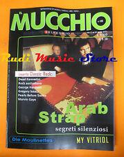 Rivista MUCCHIO SELVAGGIO 438/2001 Arab Strap George Harrison Marvin Gaye No cd