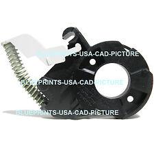HP DesignJet 430 450C 488CA 455CA C4713-40033 OR C4713-60092 BRACKET MOTOR MOUNT