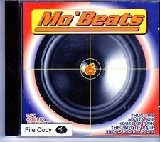 (EI712) Mo' Beats 6, 16 tracks various artists - 1994 CD