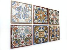 Fliesendekoration Dekoration Fliesen Dekor-Set Dekore Vietri mediteran bunt