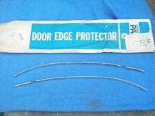 1967 1968 1969 Plymouth Barracuda Cuda NOS MoPar DOOR EDGE PROTECTOR SET