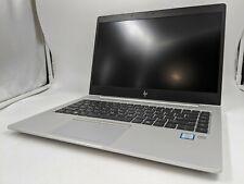 Good HP Eitebook 840 G6 Intel i5-8365U 1.60GHz 16GB RAM No HDD No OS -NR0472