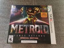 Metroid: Samus Returns Special Edition (Nintendo 3DS) Brand NEW