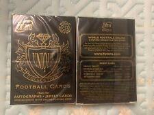 Futera 2011 World Football Unique Unopen Mini Box(a pack) Messi Ronaldo Beckham
