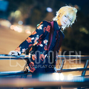 Hypnosis Mic 4th LIVE ExtraWardrobe01 Izanami Hifumi Cosplay Costume Full Set