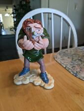 Disney's Huntchback of Notre Dame Ceramic Figurine by Enesco