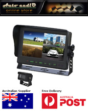 Gator GT904SD GT Series Heavy Duty Quad Display Monitor and Camera Kit