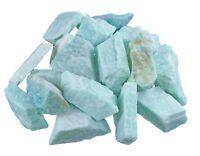 Amazonit 300 gr Wassersteine Rohsteine Steinewasser Heilstein Edelsteine