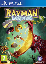 Rayman Legends (PS4)  BRAND NEW AND SEALED - IN STOCK - QUICK DISPATCH - IMPORT