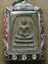 Somdej Toh Bangkhunprom Buddha Exellent example YR 2411-2413 beautiful case