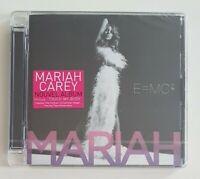 NEW CD ALBUM + FRENCH STICKER ♦ MARIAH CAREY : E = MC² // TOUCH MY BODY