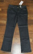 NEW The Limited 312 Classic Fit Denim Jeans Size 10R Women's Dark Stretch NWT