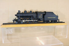 KTM KIT BUILT O SCALE 1940's LIVERY CANADIAN PACIFIC CP 4-6-0 D4g LOCO 672 n
