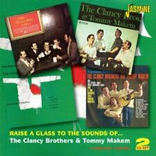 The Clancy Brothers and Tommy Makem - Raise A Glass To The Sounds Of The [CD]