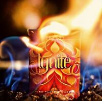 Bicycle Ellusionist Ignite US Playing Cards Poker Magic BRAND NEW Sealed
