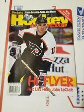 APRIL 1999 JOHN LECLAIR BECKETT HOCKEY MAGAZINE
