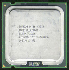 Intel Xeon X3360 Quad Core CPU 2.83GHz/12M/1333 SLB8X LGA775 Core 2 Quad Q9550