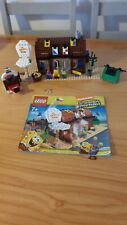 LEGO Spongebob Squarepants Set 3825 - The Krusty Krab + Instructions