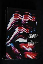 DVD The Rolling Stones, THE BIGGEST BANG, 4 DVDs
