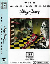 THE J GEILS BAND FREEZE FRAME IMPORT SAUDI GMR CASSETTE ALBUM POP ROCK