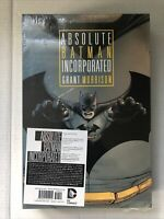 Absolute Batman Incorporated- Grant Morrison DC Comics- Hardcover- Sealed- New