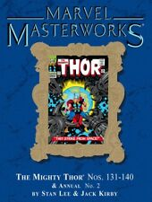 MARVEL MASTERWORKS VOL 69 Mighty Thor Comics Gold Foil Variant HC 1st Print