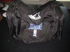 Vintage NBA Starter Orlando Magic Basketball Gym Duffel Bag 20x12x10