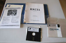 Bxc51 Extended Basic-51 Cross-Compiler Binary Technology Manual & Software 1989