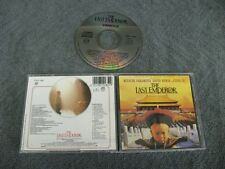 The Last Emperor soundtrack - CD Compact Disc