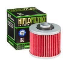 Filtre à huile Hiflo Filtro moto Yamaha 250 SR 1979 - 1996 HF145 Neuf