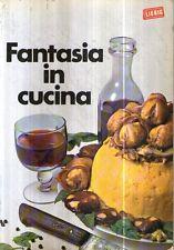 G9 Fantasia in cucina Elena Spagnol Liebig 1968