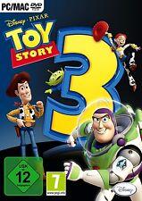 Disney Pixar Toy Story 3-Game and Mini Gaming PC + Mac NEW/OVP/Deutsch