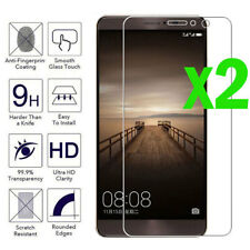 2Pcs 9H Premium Tempered Glass Screen Protector Film For Huawei Mate 10 & Pro