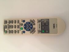 NEC PROJECTOR REMOTE CONTROL FOR 200&300 SERIES.