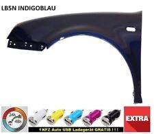 VW Golf 4 Kotflügel LB5N INDIGOBLAU  LINKS vorn NEU bj. 97-06 EK0013